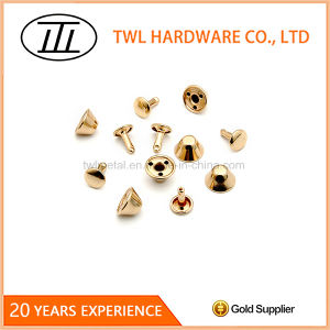 Fixation en métal12mm pour les sacs de rivets de fer