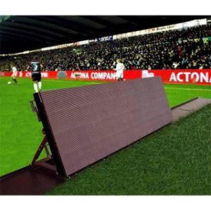 P10 Stade de football de l'extérieur du périmètre de l'écran LED de la publicité