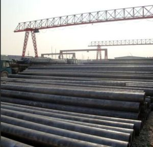 APIのERWによって溶接される鋼鉄管