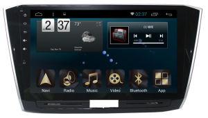 차 GPS 항법 차 DVD를 가진 폭스바겐 Passat에서 인조 인간 6.0 시스템 차 DVD 플레이어