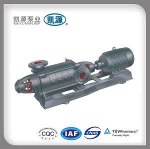 D/dg en varias etapas de la bomba de alimentación de calderas