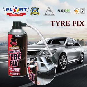Reparación de neumáticos coche Neumáticos Inflador y selladora de pulverización