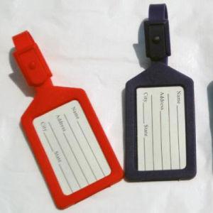 Personalizado de un solo color Etiqueta de Equipaje etiqueta de nombre de Hotel