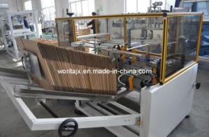 Wd-Zx15 Automatic cinta adhesiva de baja velocidad, Máquina de embalaje de cartón para botellas /puede