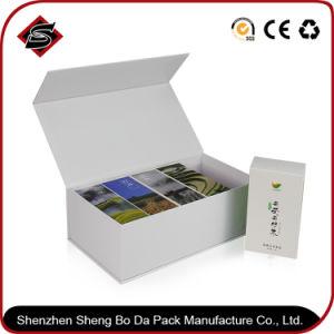 カスタマイズされたPasteboardの本様式折るボックスギフトか環境に優しいカードの包装ボックス