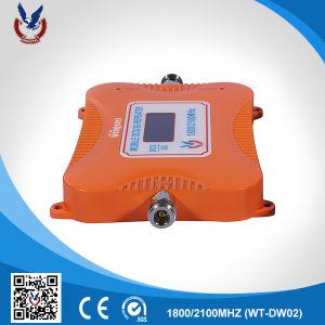 Comercio al por mayor 3G 1800/2100MHz Amplificador de señal celular