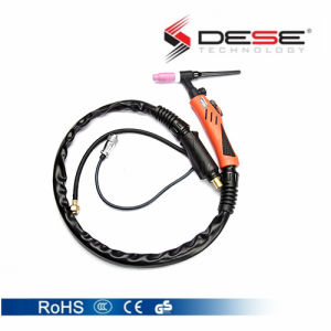La soldadura de la Antorcha Wp17 para Soldar cable / Equipo de soldadura