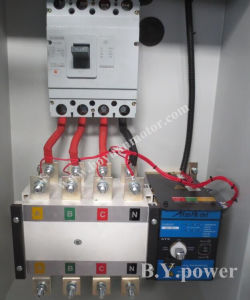 200kw 250kVA moteur diesel Cummins Power Plant (GF-200C)