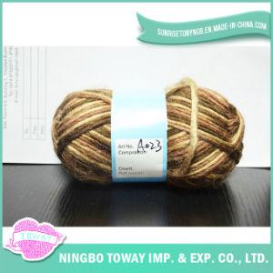 100% Fios de Algodão Cross Stitch Weaving Mão Knitting Tópico