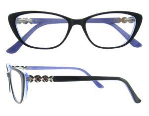 신식 형식 눈 유리제 디자이너 광학 프레임 안경알 프레임