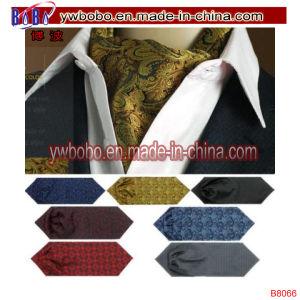 Mezcla de seda Bufandas Cravat Corbatas Corbata impreso parte (B8066)