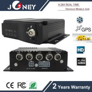 4G Móvil GPS DVR VEHÍCULO H. 264 con grabación en tarjeta SD