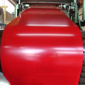 Bobina d'acciaio galvanizzata vernice tuffata calda di fabbricazione professionale della materia prima