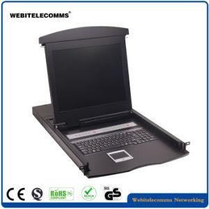 19  Cat5 LCD Kvm Schalter