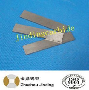 Staven van het Carbide van het wolfram de Vierkante Vlakke voor Scherpe Macht