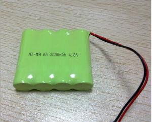 NiMH 재충전 전지 팩 4/5AAA900mAh 3.6V