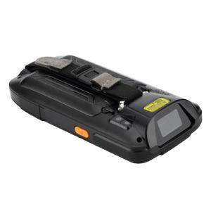 3G GPS GPRSのバーコードターミナル人間の特徴をもつ手持ち型RFIDのタグ読取り穿孔機