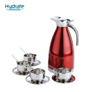 Caldaia del caffè del tè di vuoto dell'isolamento dell'acciaio inossidabile di capacità elevata