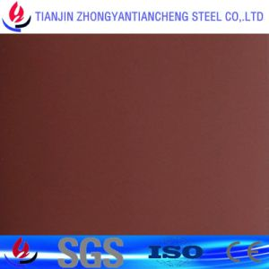 strato dell'acciaio inossidabile di precisione di 201 304 316L Tisco in &#160 laminato a freddo;