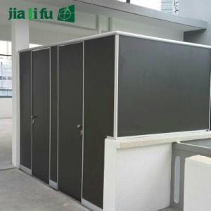 Jialifu fácil limpar dimensões da divisória do toalete