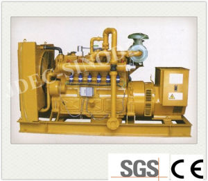 La combinación de calor y electricidad de potencia de 170kw Waste to Energy generador