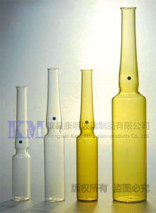 Ampolle di vetro impaccanti dell'estetica