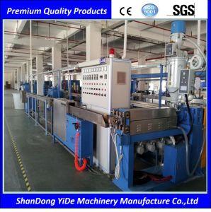 SPVCによって巻かれるコイル階段床およびドア・マットの生産機械