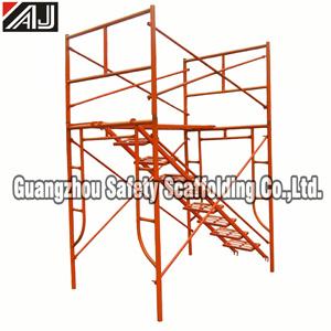 Sistema del Andamio del Marco de la Escala (fábrica) de Guangzhou (LF1700)