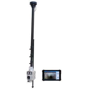 De ondergrondse Camera van de Inspectie van het Water van het Afval Video