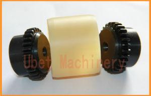 Giunto a manicotto di nylon con l'attrezzo di parte superiore