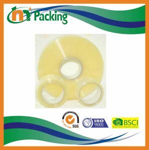 Venta caliente de sellado de cajas de cartón de 48 mm Cinta adhesiva de BOPP