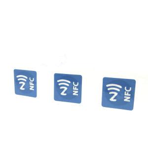 소매 접근 제한 또는 추적 해결책을%s 중국 금 공급자 NFC 스티커