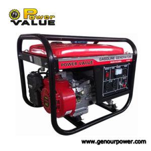 5kw 13HP 220V AVR Gasoline Generator Electric Start Gasoline Generator