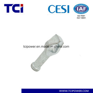 Los adaptadores de extremo aislante mejor acero DIP caliente Adaptador de energía eléctrica