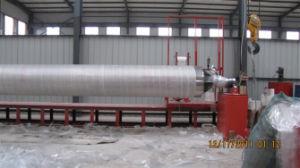 Tubo rotondo composito delle acque luride del tubo di acqua del fornitore FRP dell'oro