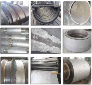 L'acciaio resistente dell'abrasione principale che affronta i cambiamenti continui di saldatura in Cina, ha veduto il cambiamento continuo