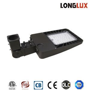ダイカストで形造るアルミニウム屋外IP65 SMD 150W Shoebox LEDの街灯