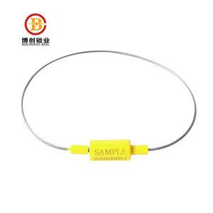 Один раз использовать штрих-код безопасности прокладка кабеля