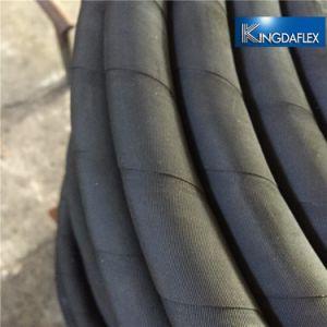Tubo flessibile resistente di scoppio della sabbia dell'abrasione a temperatura elevata