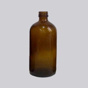 500ml de amber Farmaceutische Fles van de Drank van de Fles van de Fles van de Drank van de Fles van het Glas Chemische