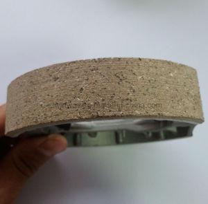 Ww-5116 25*110mm moto segment de frein de pièces de rechange pour CG125