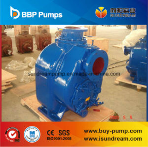 L'assèchement de la mine certification CE de la pompe