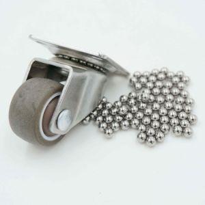 Tamanho grande dureza elevada a esfera de aço inoxidável para venda