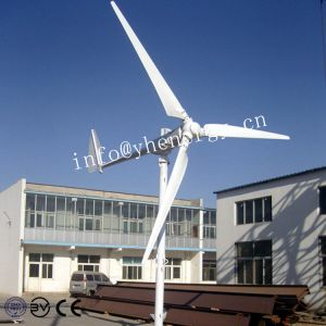 Fabricante Windmill 3KW de energia eólica Turbogerador