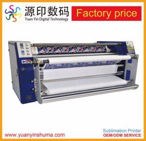 強い乾燥システム張力調節可能な織物プリンター
