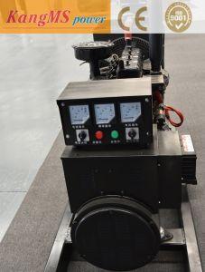 30kw 40kVA Ricardo 디젤 엔진 발전기 단위는 무브러시 ISO9001 세륨 질 증명서를 통과했다