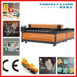 Акрил/пластик/дерева /доска из ПВХ/Non-Metal engraver лазера для