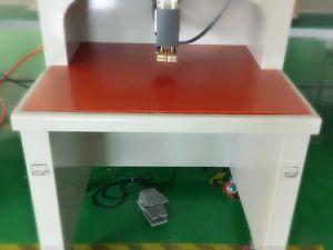 Manual de baterías que el equipo de gas de almacenamiento de energía de batería en movimiento Punteadora Twsl-100
