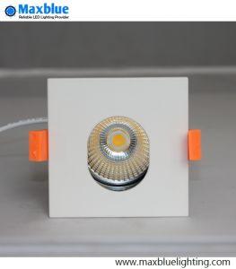 La mazorca de alta potencia LED Downlight LED regulable luz abajo