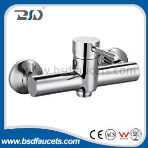 単一のレバー弁のシャワーの蛇口のミキサーを保存する真鍮水